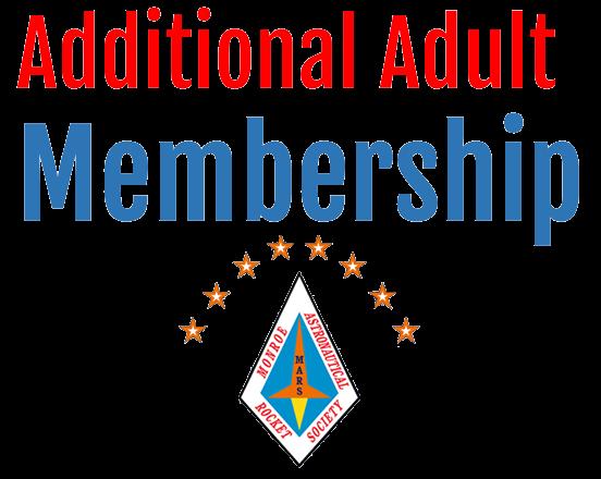 Additional Adult Membership