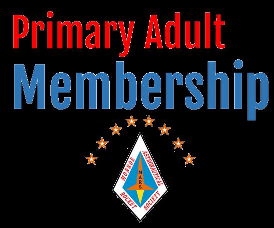 Primary Adult Membership